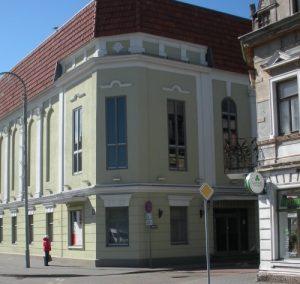 Ādžene, Ventspils