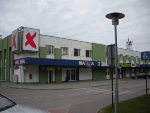 Maxima, Ventspils