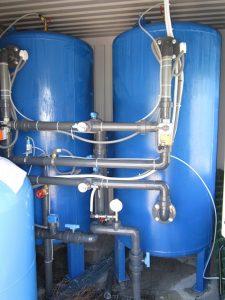 ūdens gūtnes iekārtas