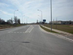 Ventspils jaunā autotransporta tilta pievadceļa - Rūpniecības ielas - rekonstrukcija