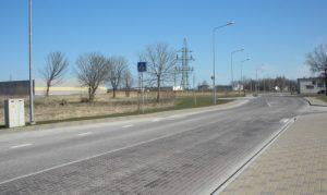 Rūpniecības iela posmā no Durbes ielas līdz Liepājas dzelzceļam, Ventspilī